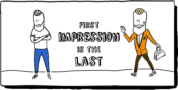 first-impression-is-the-last