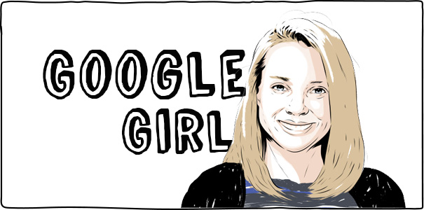 Merrisa meyer - Google Girl