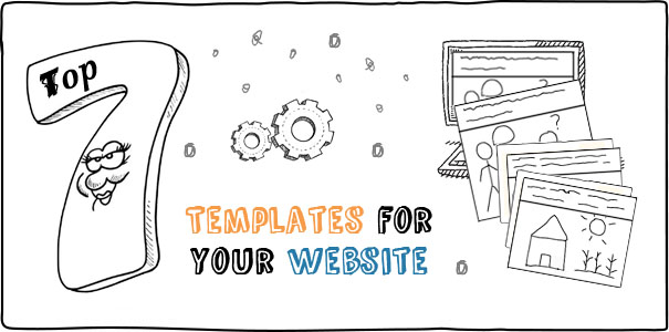 Templates for your website