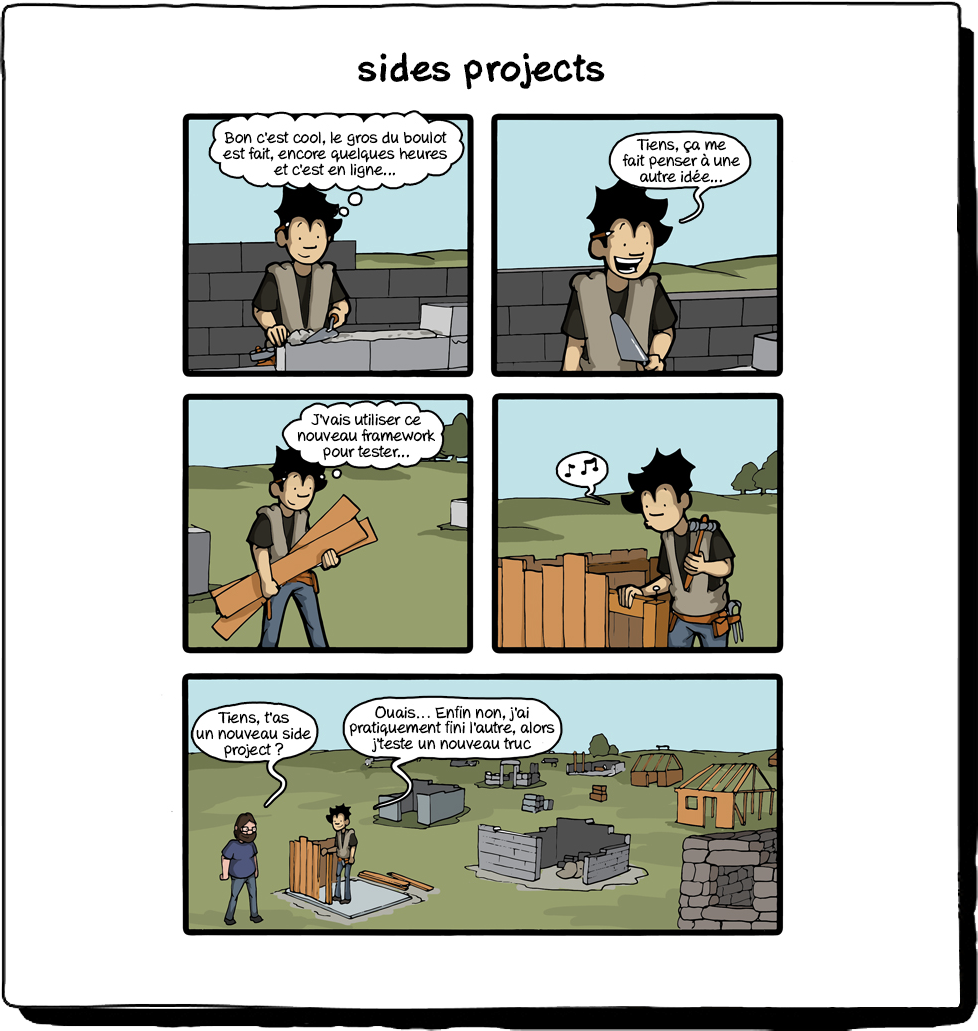 sides projects