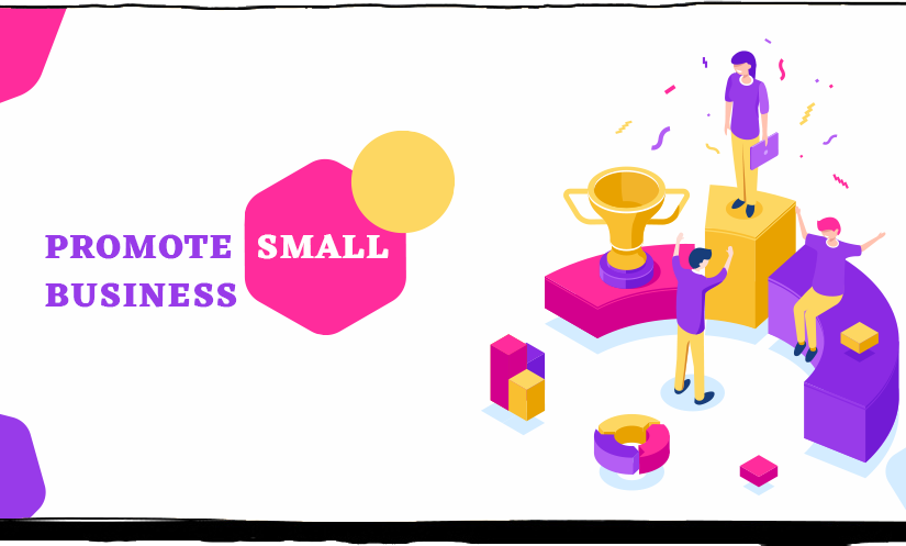 promote small business online