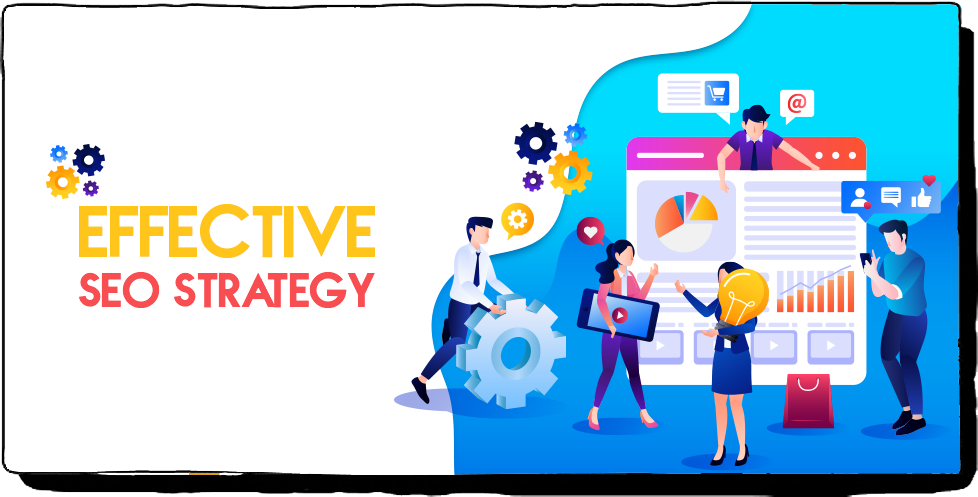 Effective SEO Strategy for Website